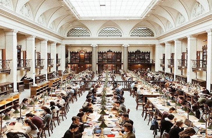 Бібліотека Віденського університету
