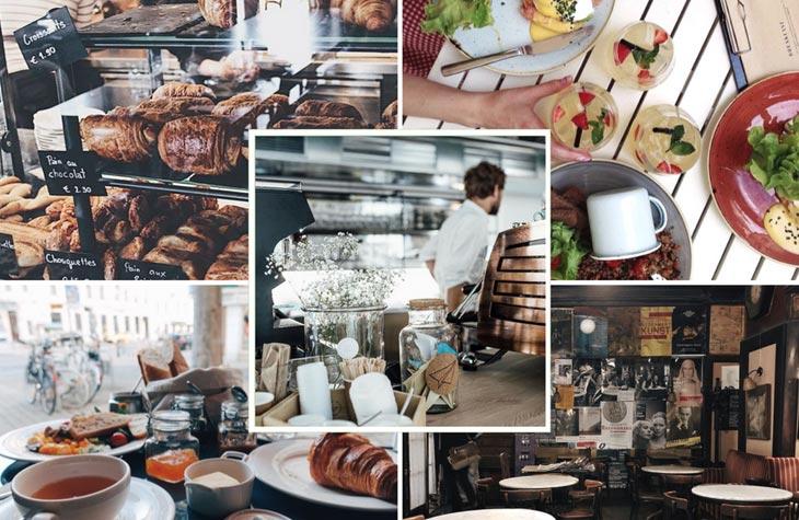 Де снідати і спілкуватися з друзями в Відні