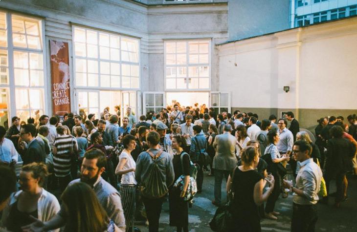 коворкінг Impact Hub Vienna