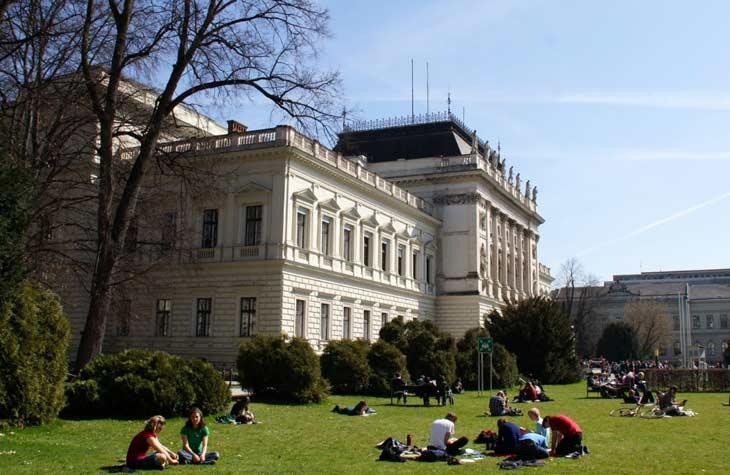 Університет Граца (Karl-Franzens-Universitat Graz)