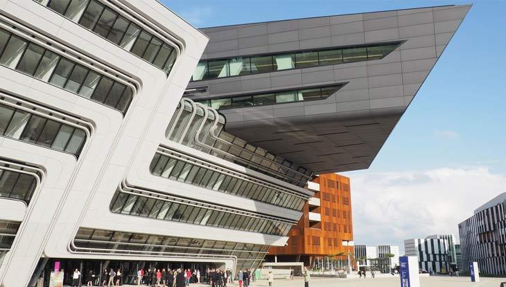 Віденський університет економіки і бізнесу (Wirtschaftsuniversität Wien)