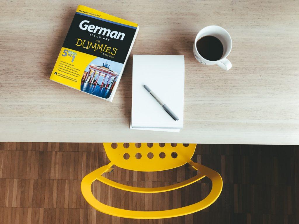 Немецкий язык дня начинающих курс derHammer